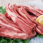 گوشت شترمرغ لاشه